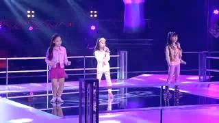 เพลง 9 ล้านหยดน้ำตา + 9,999,999 Tears / จีนี่ + โบนัส + ปรายฝน The Voice Kids Thailand THE BATTLE