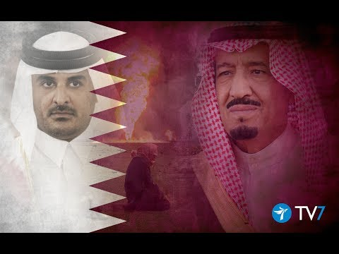 Jerusalem Studio: The regional crisis surrounding Qatar