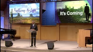 """01- """"It's Coming"""" - John Lomacang - 3ABN Phoenix 2018 Pathway to Life"""