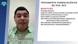Bloqueadores de Canais de Cálcio no tratamento da hipertensão arterial