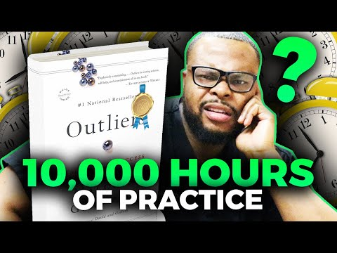10,000 hours of practice | What it takes to become successful