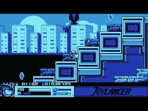 The Joylancer: Legendary Motor Knight Demo |