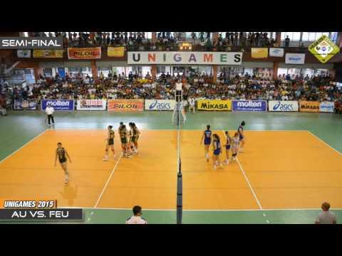 Far Eastern University vs Arellano University UNIGAMES
