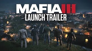 "Mafia III – Revenge – Official Launch Trailer(Official launch trailer featuring the smash original track, ""Nobody Wants to Die,"" featuring Ice Cube and produced by DJ Shadow. Mafia III Out Now on ..., 2016-10-06T12:00:02.000Z)"