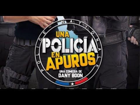 UNA POLICIA EN APUROS - Clip - Test psicológico - Estreno 9 de junio