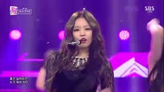 BLACKPINK   '뚜두뚜두 DDU DU DDU DU' 0701 SBS Inkigayo   NO 1 OF THE WEEK