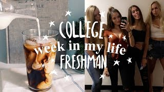 College Week In My Life : Gym, Studying, Ski Club, Parties & More