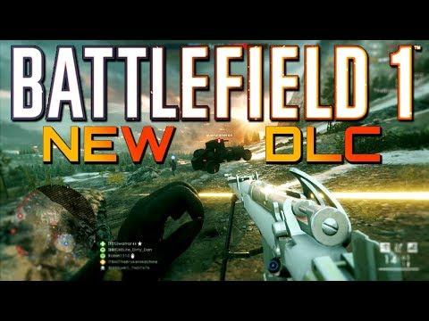 Battlefield 1: NEW GUNS! Apocalypse DLC - 4K PS4 Pro Multiplayer Gameplay