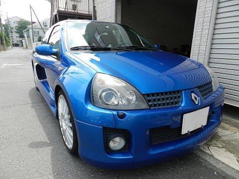 RENAULT Lutecia RS V6 LeatherVersion(Phese2) '2005