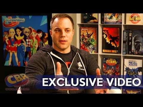 """EXCLUSIVE: Geoff Johns Talks """"DC Universe: Rebirth,"""" His Favorite Relaunched Title"""