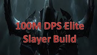 Diablo 3 | ROS Witch Doctor | 100m DPS Elite Slayer Build