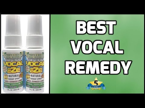 I Cured My Lost Voice With This Vocal Remedy!!