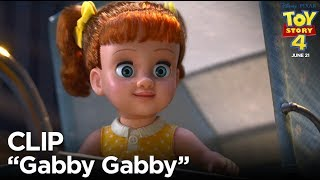 """Gabby Gabby"" Clip | Toy Story 4"