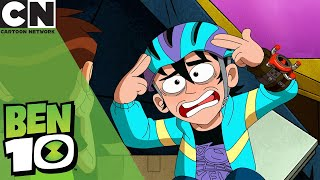 Ben 10 | What Is Wrong With Kevin? | Cartoon Network UK