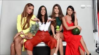 הפקת אופנה מרעננת ל fruit Water