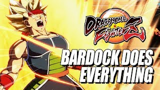 BARDOCK DOES EVERYTHING: Week Of! Bardock/Broly - Dragon Ball FighterZ