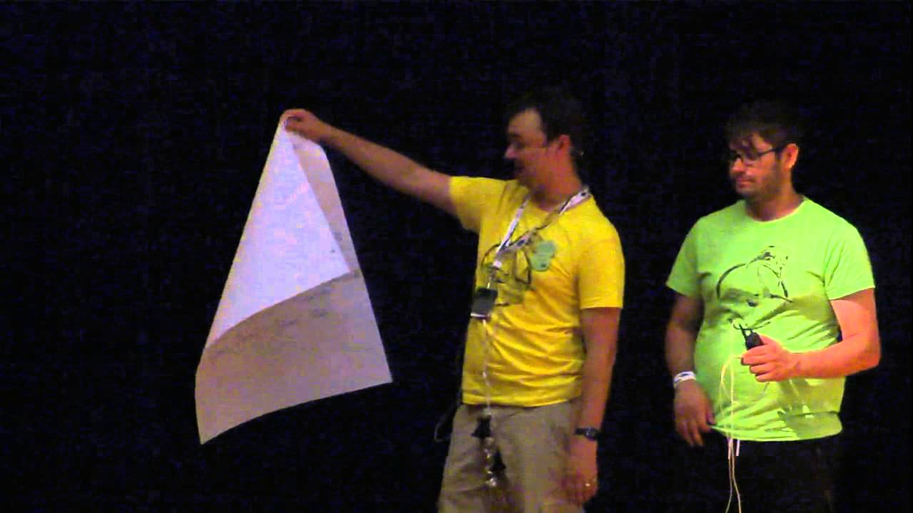 Image from Lightning Talks 2015-07-20