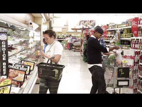 Grocery Shopping Prank w/  MOWLANA