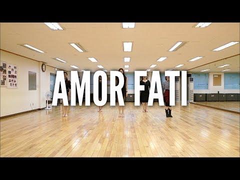 아모르파티 라인댄스 - Amor Fati Line Dance