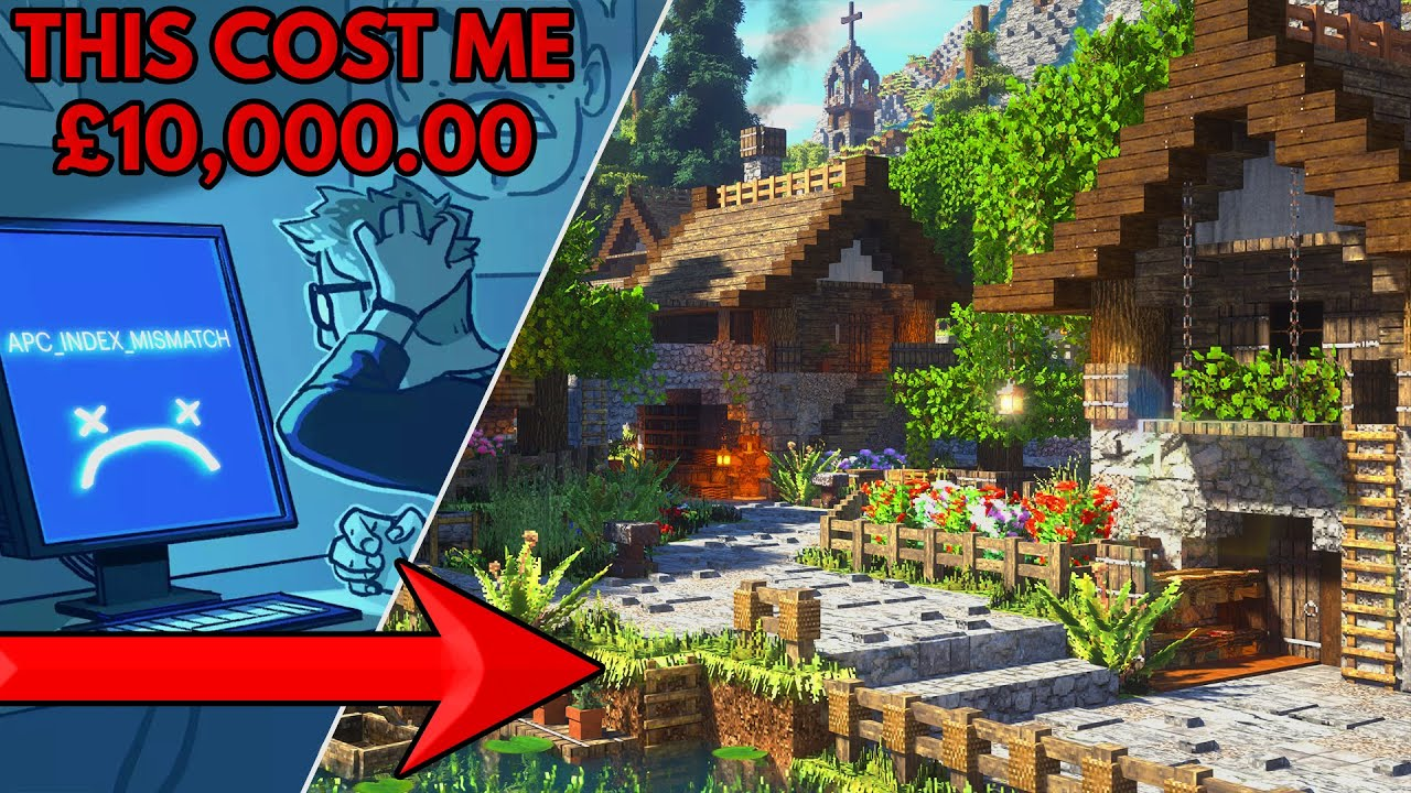 How 1000 Minecraft Mods Ruined 3 Months of My Life