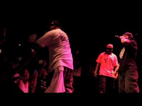"""Immortal Technique """"Intro/ Industrial Revolution""""@ Porter's Pub San Diego 8/17/2012"""