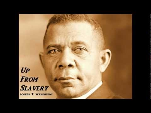 autobiography of booker t washington up from slavery
