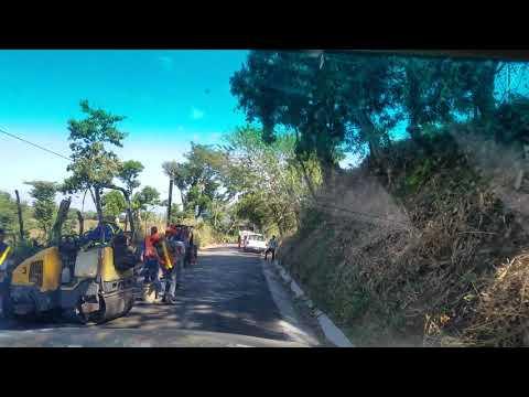 Nos Fuimos A Limones Carretera A Sesori San Miguel