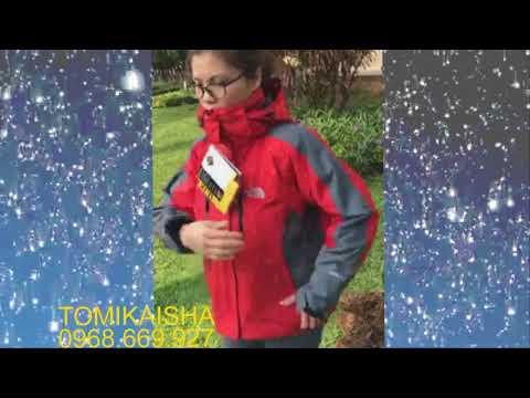 [TomiKaisha] Áo Gió 3 Lớp TheNorthFace01