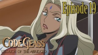 Code Geass: Lelouch of the Abridged Ep 19