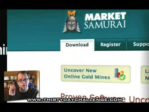 How To Download And Install Market Samurai
