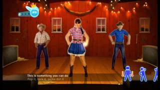 Just Dance Disney Party Hoedown Throwdown