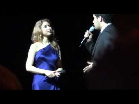 Vivo Per Lei - Live by Hayley Westenra & Chase Douglas in Christchurch 2011