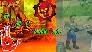The End of Zombie Day/MDickie