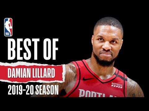 Best Of Damian Lillard | 2019-20 NBA Season