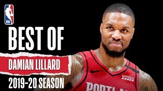 Best Of Damian Lillard | 2019-20 NBA Season