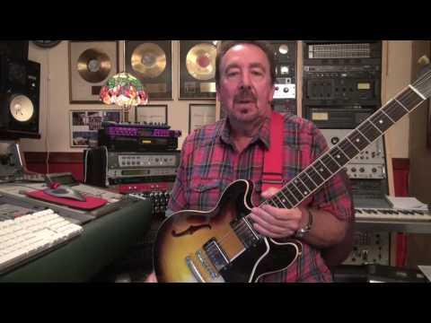 """Hello"" guitar solo by Louie Shelton"