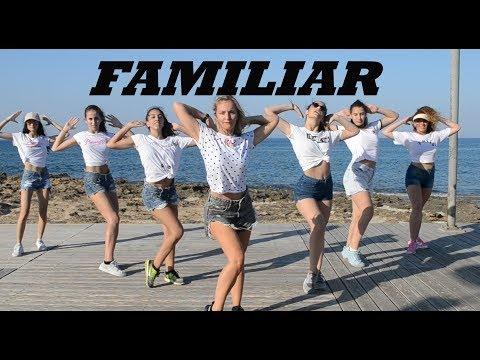 FAMILIAR Liam Payne, J Balvin Dance Video Choreography By Ilana.