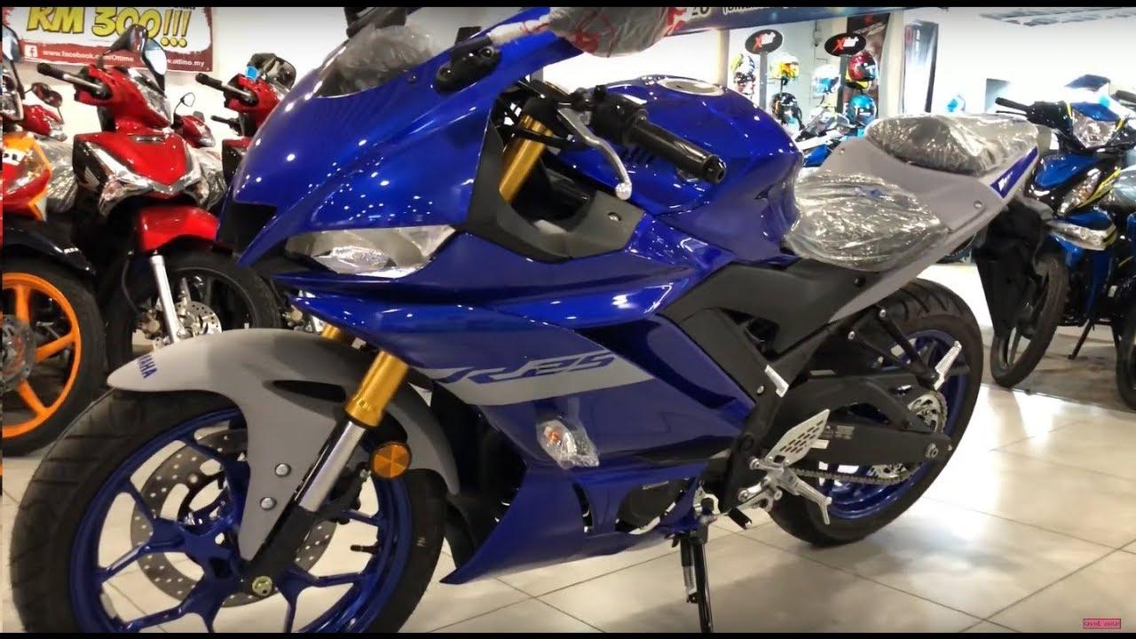 video Yamaha YZF-R25M