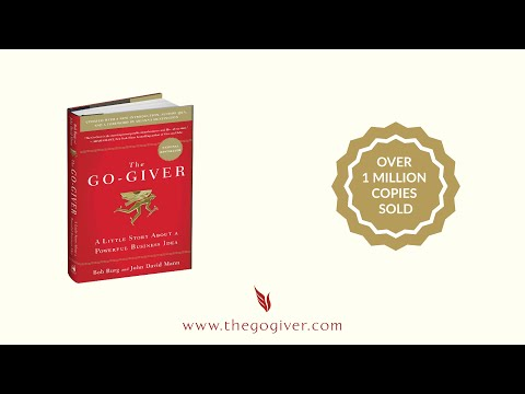 A Quick and Really Fun Overview of The Go-Giver
