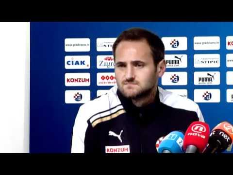 Ante Čačić i Josip Šimunić održali su press konferenciju
