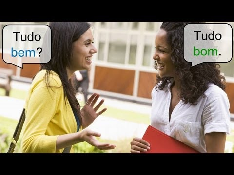 Brazilian Portuguese Pronunciation: The Letter M at the End of a Word