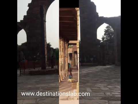 Qutub Minar Day Tour - Destinations Lab