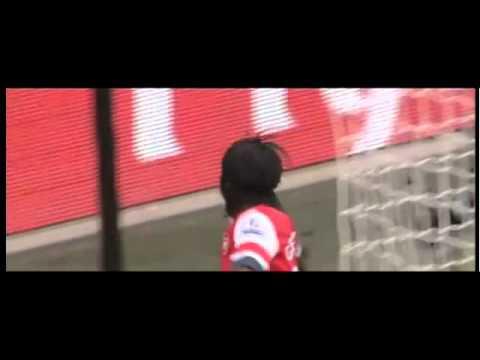Gervinho's 11 goals for Arsenal