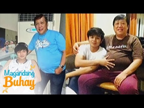 Magandang Buhay: Yves on having his father as his school teacher