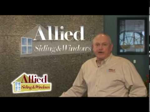 Energy Saving Windows from Allied Siding & Windows