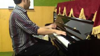 Beautiful Girl - Christian Bautista - Piano