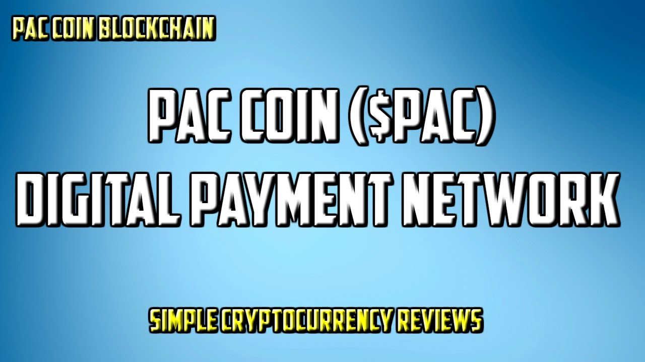 pac coin exchange cryptocurrency