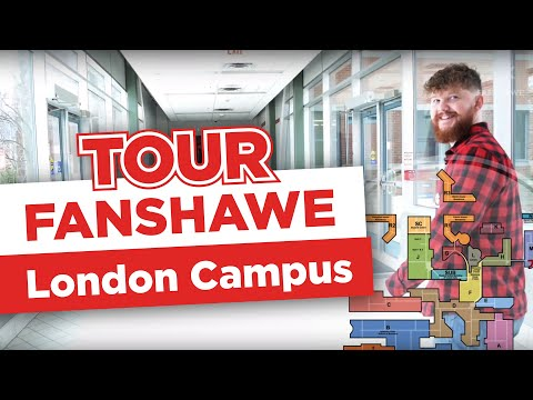 Take a tour of Fanshawe London Campus!