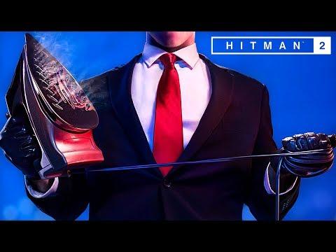 AGENT 47 IS BACK!! (Hitman 2, Episode 1)