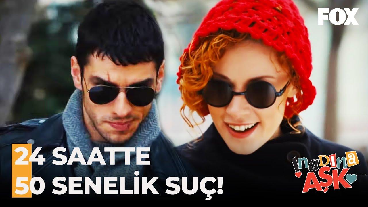 Şehrin Yeni Belaları Defne'nin Eline Düştü! - İnadına Aşk 28. Bölüm